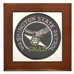 Washington SP SWAT Framed Tile