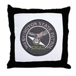 Washington SP SWAT Throw Pillow