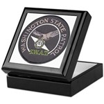 Washington SP SWAT Keepsake Box