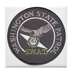 Washington SP SWAT Tile Coaster