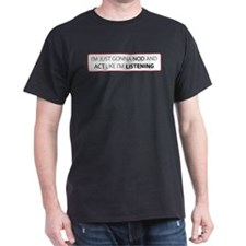 listening.png T-Shirt