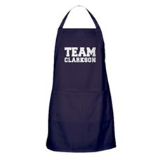 TEAM CLARKSON Apron (dark)