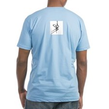 Freedom in Persian Calligraphy Shirt