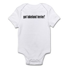 Got Lakeland Terrier? Infant Bodysuit