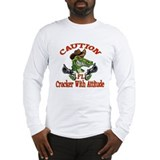 Florida Cracker With Attitude Long Sleeve T-Shirt