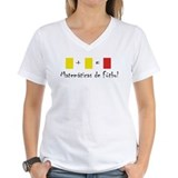 spanish math upload T-Shirt