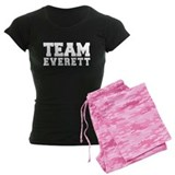 TEAM EVERETT pajamas
