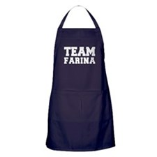 TEAM FARINA Apron (dark)