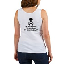 DISINCLINED Women's Tank Top