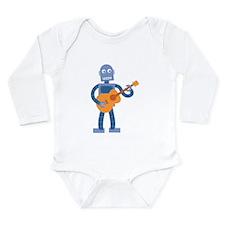Guitar Robot Baby Suit