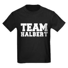 TEAM HALBERT T