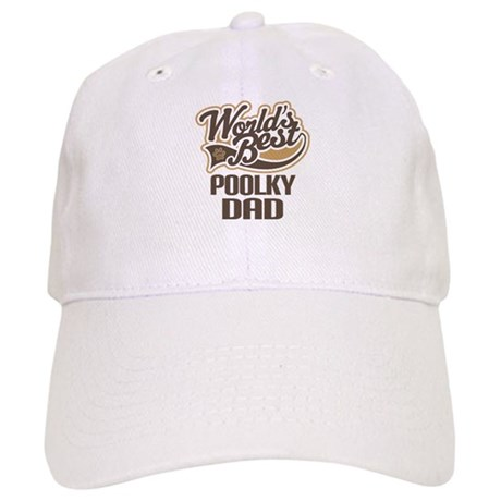 Poolky Dog Dad Cap
