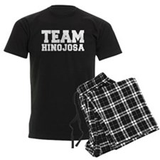 TEAM HINOJOSA Pajamas
