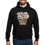 Ratese Dog Dad Hoodie (dark)