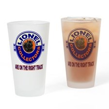 Cute Lionel Drinking Glass