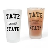 Tate State v1 Drinking Glass