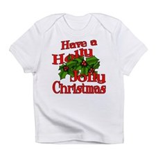 Holly Jolly Xmas Infant T-Shirt