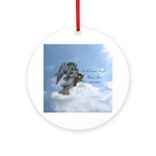 Personalized Memorial Ornament (Round)