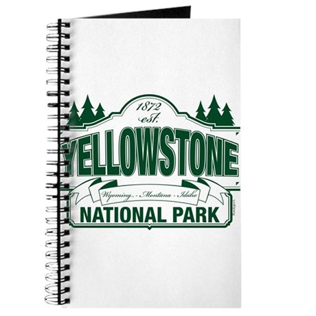 Green Yellowstone Journal