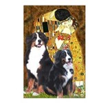 The Kiss - Two Bernese Postcards (Package of 8)