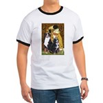 The Kiss - Two Bernese Ringer T