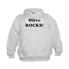 Olive Rocks! Hoodie