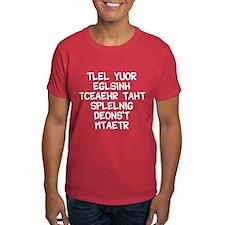 Funny! spelling teacher T-Shirt