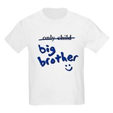 Cute Only child big brother T-Shirt