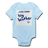 Cute  big brother Infant Bodysuit