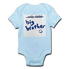 Cute Only child big brother Infant Bodysuit