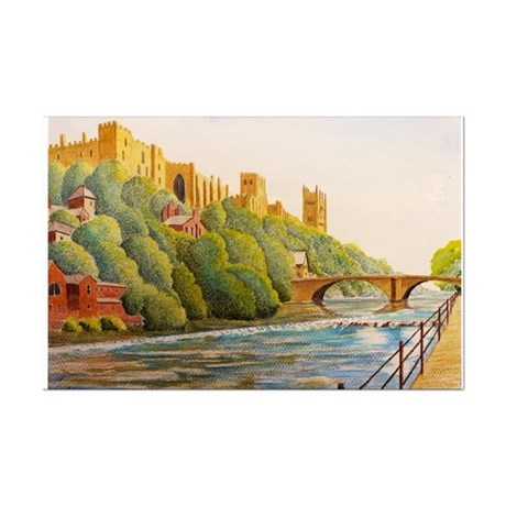 Durham Cathedral Mini Poster Print
