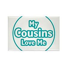 cousins Magnets