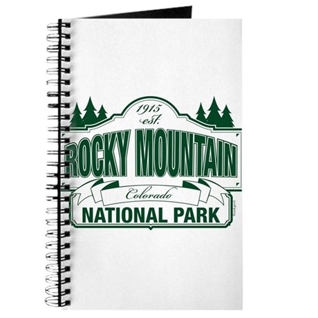 Rocky Mountain National Park Journal