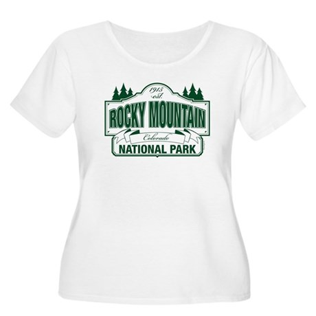Rocky Mountain National Park Women's Plus Size Sco