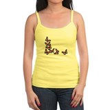 Butterflies Ladies Top