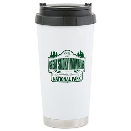 Great Smoky Mountains National Park Ceramic Travel