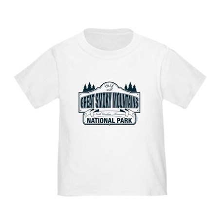 Great Smoky Mountains National Park Toddler T-Shir