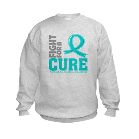 Scleroderma Fight For A Cure Kids Sweatshirt