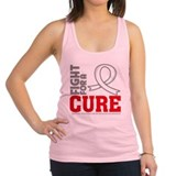 Postpartum Depression Fight For A Cure Racerback T