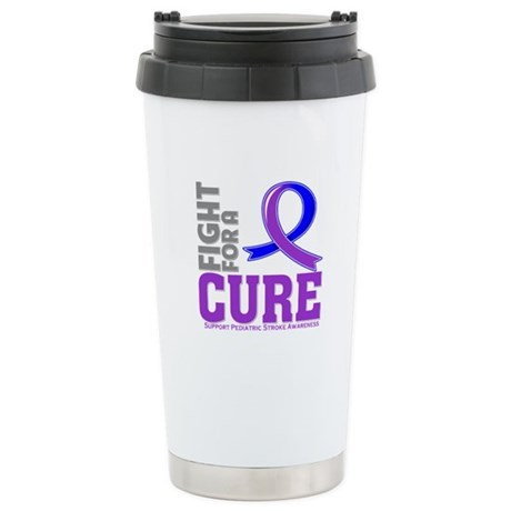 Pediatric Stroke Fight For A Cure Ceramic Travel M