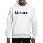 USHER Hooded Sweatshirt