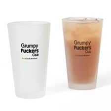 Funny Gag Drinking Glass