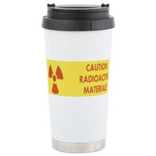 Cute Radioactive Travel Mug