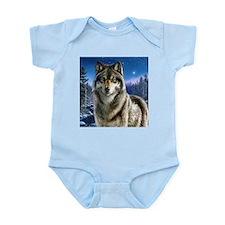 Lone Wolf Infant Bodysuit
