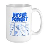 Never Forget  Tasse