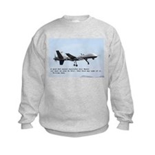 Penn on drones Sweatshirt