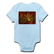 Two Tigers Infant Bodysuit