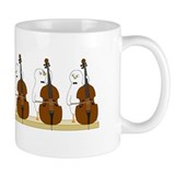 Bass Quartet Small Mug