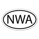 NWA Decal