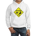 Opossum Crossing Hooded Sweatshirt